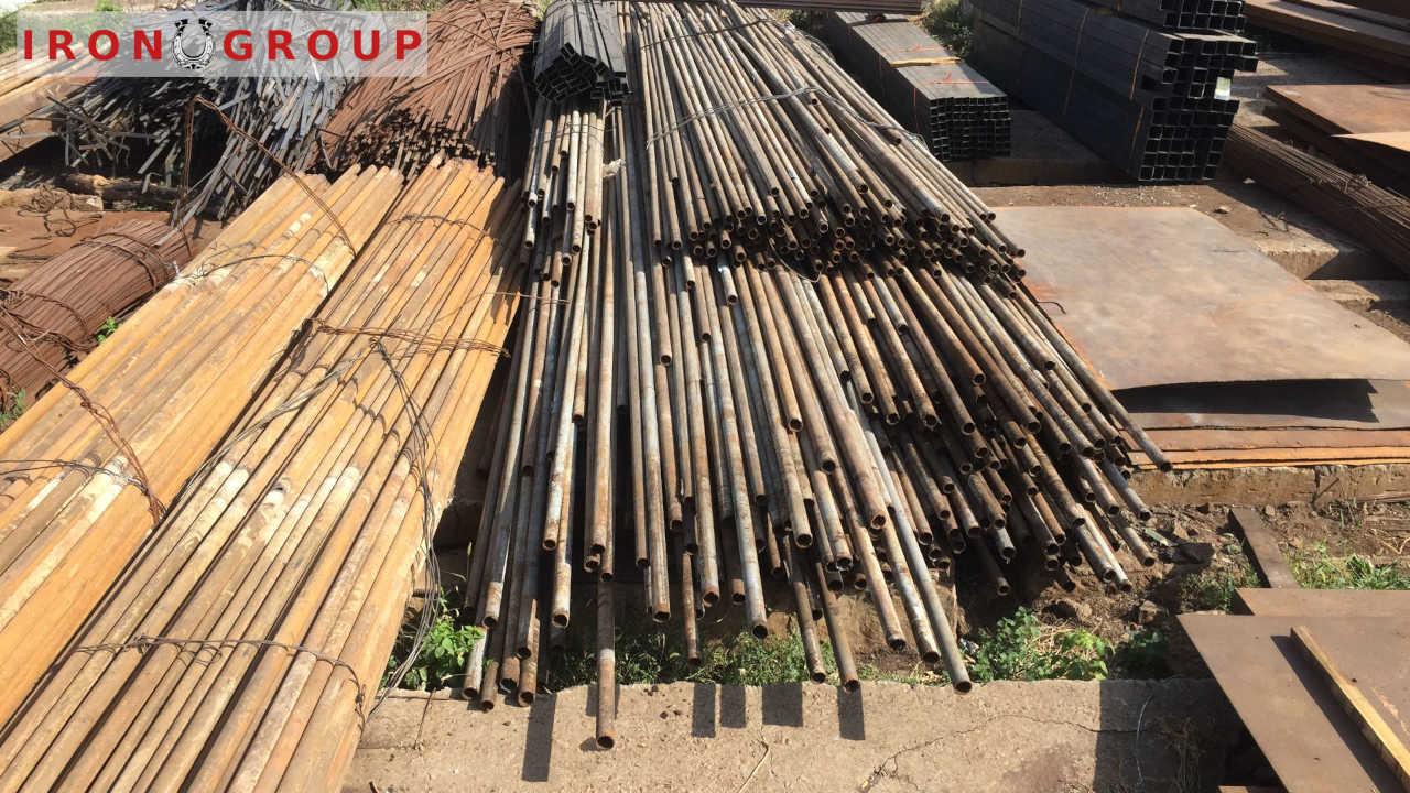 Ассортимент металла на складе