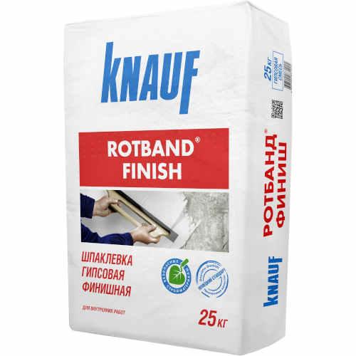 Мішок шпаклівки Knauf Rotbamd Фініш 25кг
